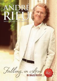 Cover André Rieu And His Johann Strauss Orchestra - Falling In Love In Maastricht [DVD]